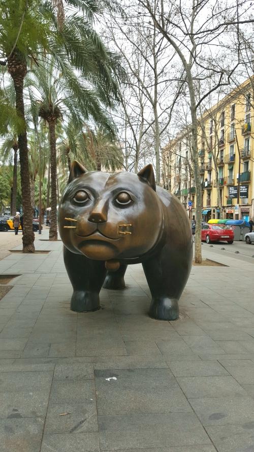 Gato, The Cat of El Raval