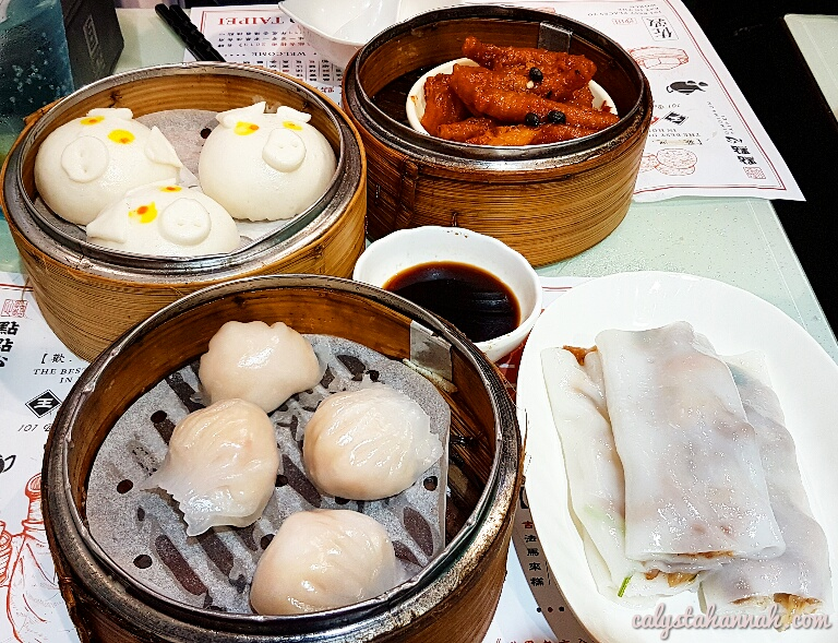 DimDimSum And The Three Little Piglets