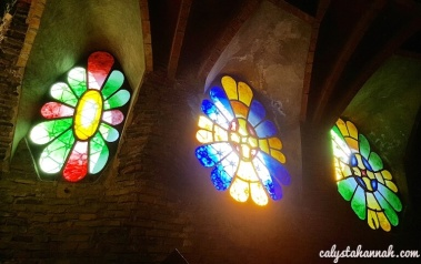 The Gaudí Crypt of Colonia Güell - The Crucifix of Architectural Ingenuity