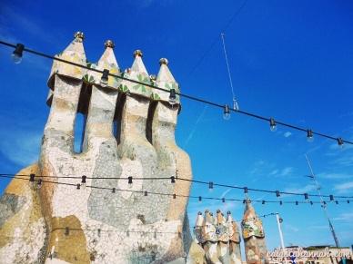 Visiting Casa Batlló