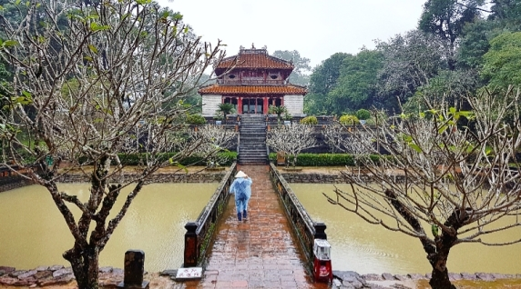 Ming Mang Tomb