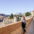 Girona Medieval Walls