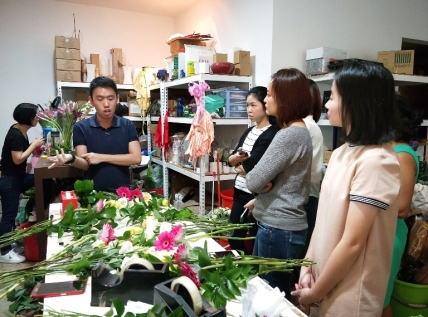 My First Flower Arrangement Workshop