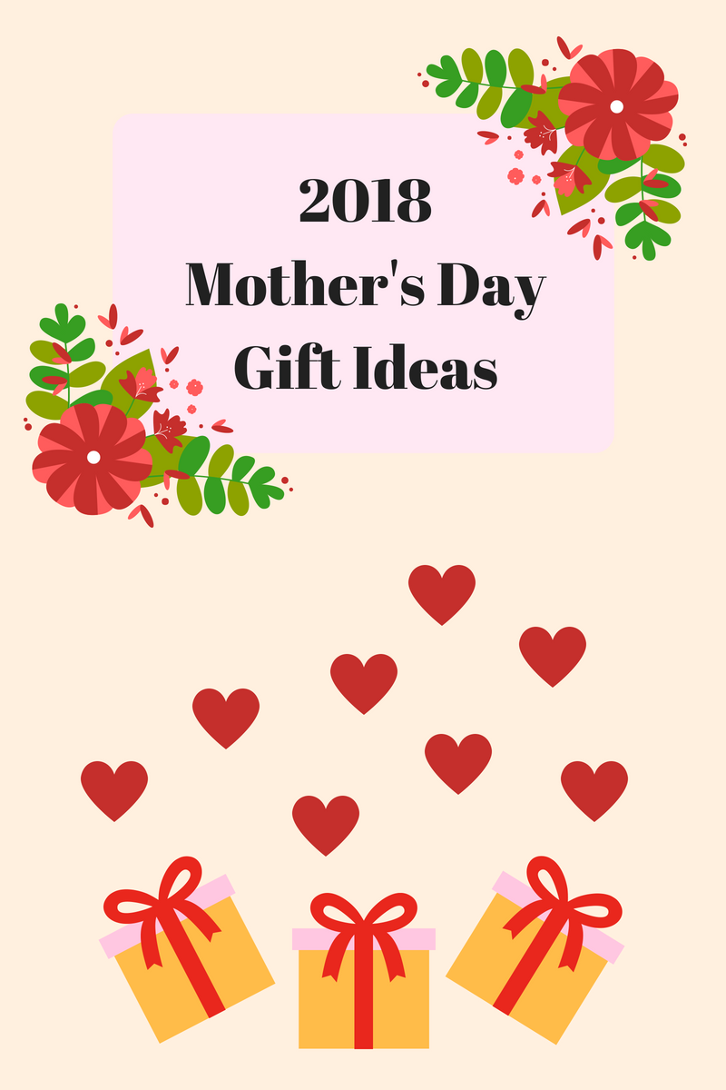 2018 Mother's Day Gift Ideas