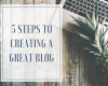 How To Start A Blog, 5 Ways To Write A Blog
