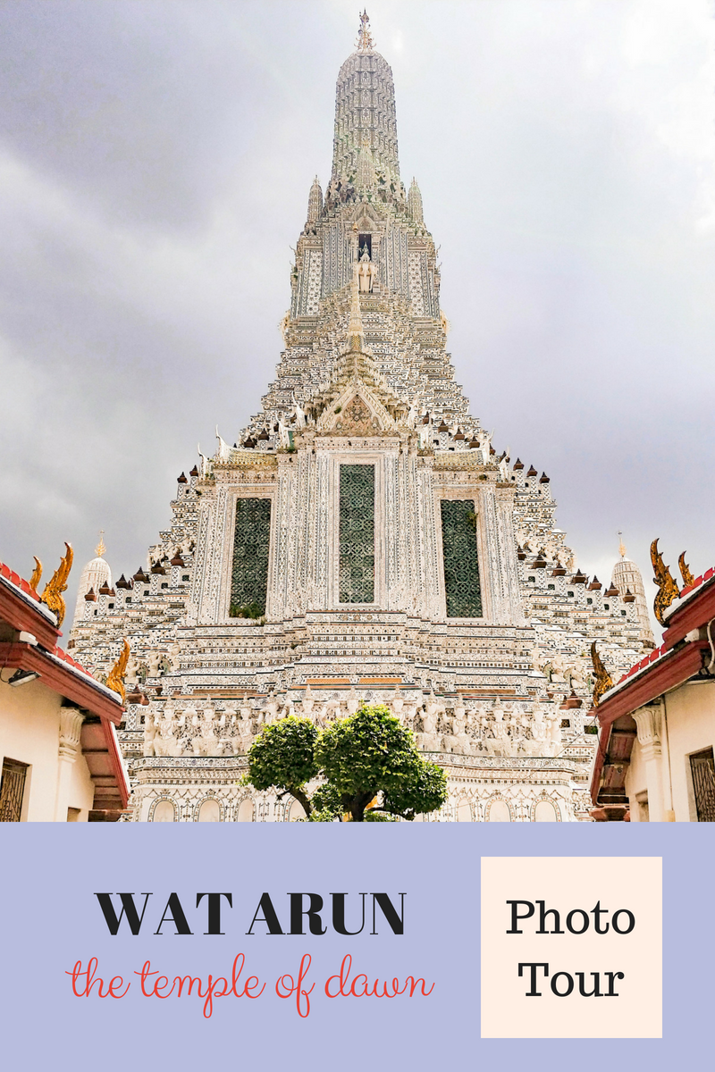 Wat Arun - The Temple Of Dawn Photo Tour Cover