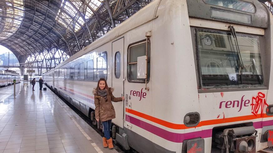 Getting to Girona